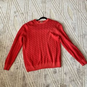 Cruciani 100% Italian cashmere sweater size XL